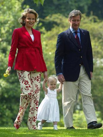 Фото №4 - Отличница Елизавета: почему будущая королева Бельгии— идеал современной принцессы