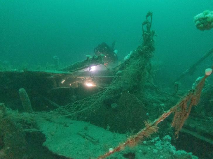 Фото №1 - История одного кораблекрушения