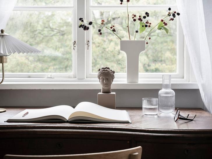 Фото №12 - Уютная квартира с мансардой в Швеции