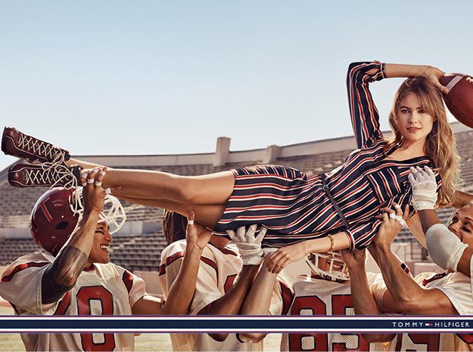 Фото №1 - Tommy Hilfiger представил рекламную кампанию к тридцатилетию бренда
