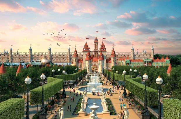 Фото №2 - «Остров мечты»: в Москве откроют «Диснейленд»?!