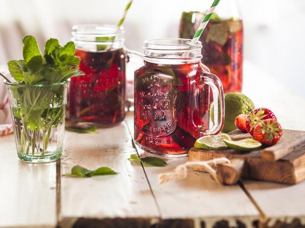 Фото №3 - Холодный чай: три освежающих рецепта