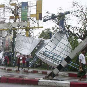 Фото №1 - Соседи обсуждают помощь Мьянме