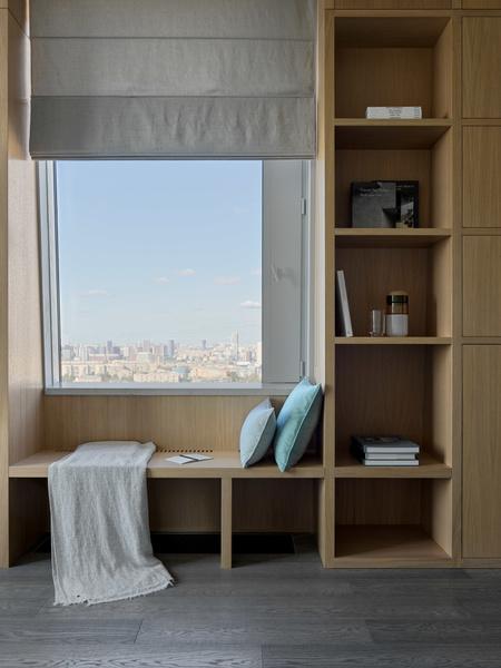 Фото №9 - Витает в облаках: квартира на 26 этаже в Москве