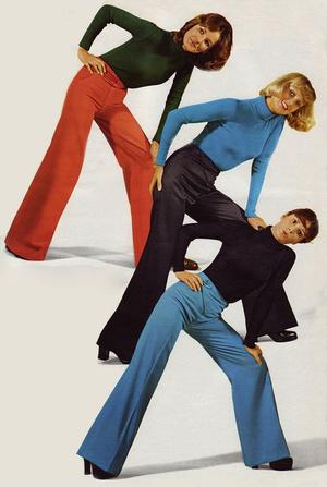 Фото №4 - Камбэк 70-х: 5 модных трендов из прошлого, которые будут актуальны в 2021