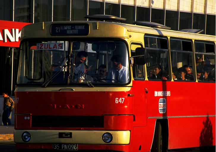 Фото №1 - В Турции изменятся правила перевозки туристов