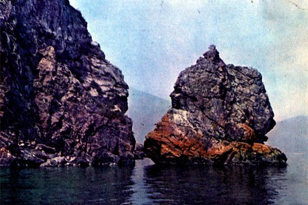 Фото №1 - Озеро или море?