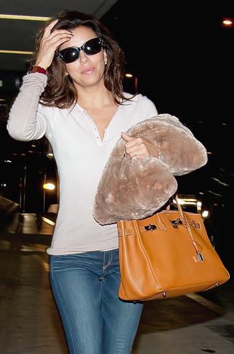 Фото №16 - Клуб по интересам: знаменитые поклонницы сумок Birkin