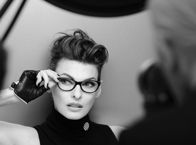 Фото №2 - Линда Евангелиста: «Я хочу выглядеть не молодо, а хорошо. Это совсем разные вещи»