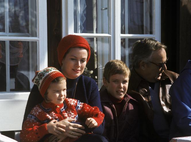 Фото №37 - Грейс Келли и князь Ренье: история любви