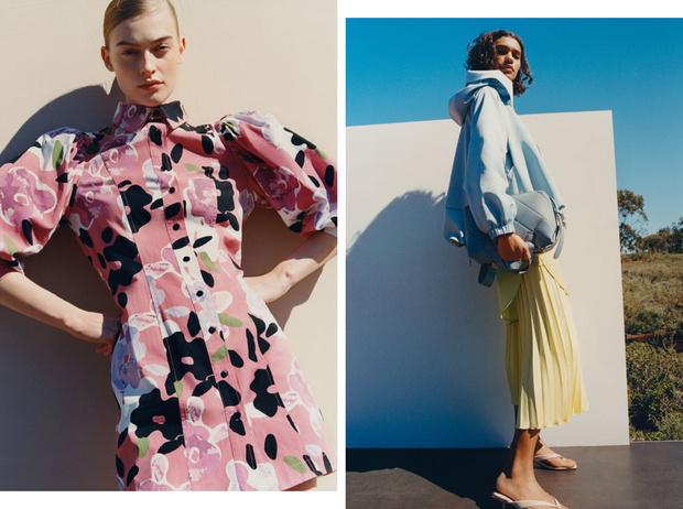 Фото №1 - Пастель, кожа и неон: 20 самых модных вещей из весенней коллекции Reserved