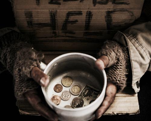 Подайте на пропитание: почему не надо давать денег попрошайкам