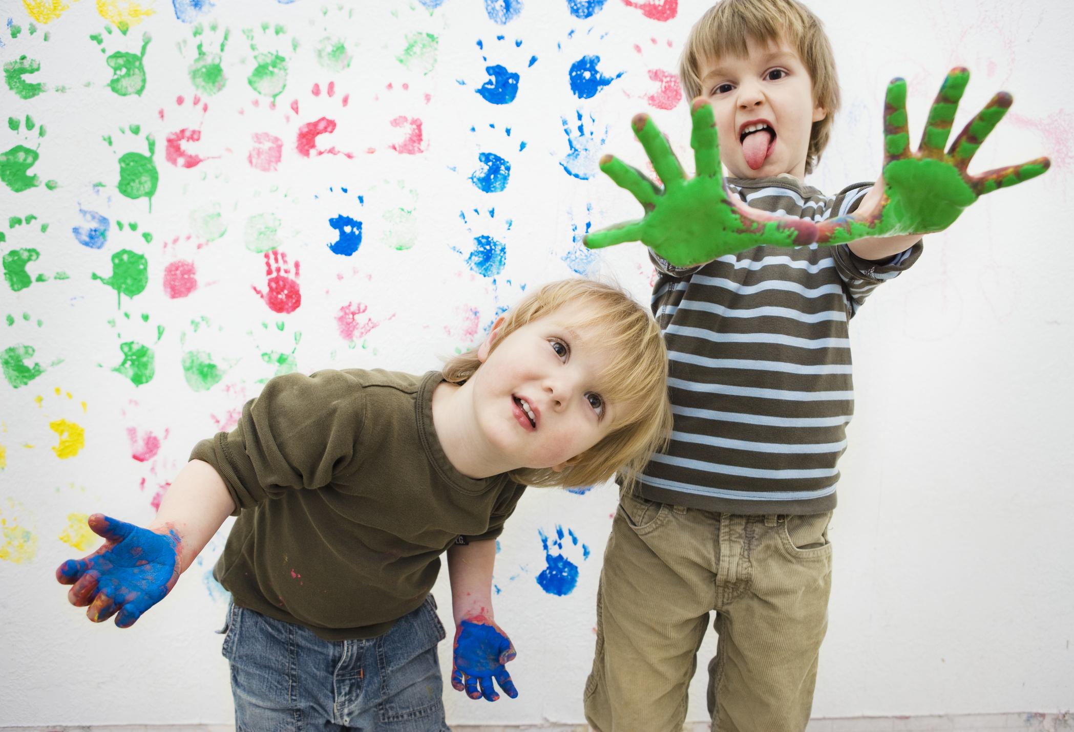 Психология дети желтый цвет