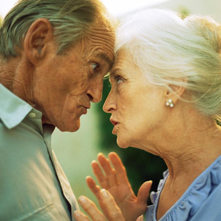 Фото №1 - Ученые установили, от чего чаще всего умирают мужчины, недовольные женой