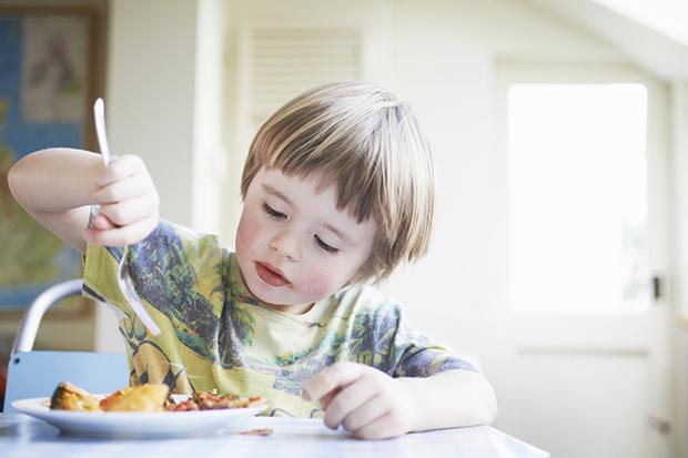 Фото №2 - Воспитание аппетита