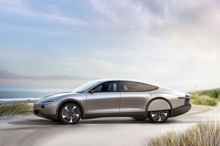 Фото №1 - Голландцы показали прототип «солнечного» электромобиля