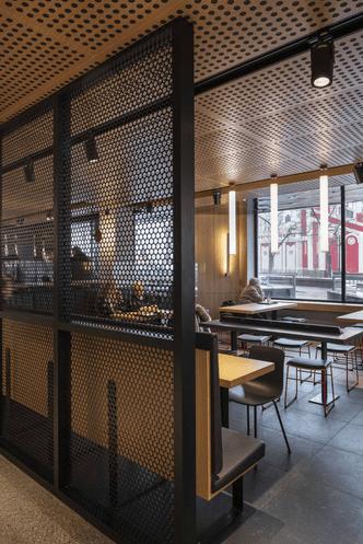 Фото №3 - «Макдоналдс» на Пушкинской— обладатель Sydney Design Awards 2020
