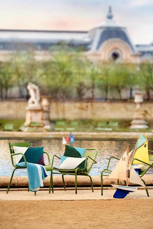 Фото №3 - Tuileries: коллекция предметов для дома Сары Лавуан