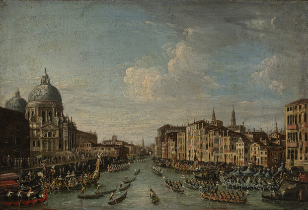 Фото №6 - Выставка «Под маской Венеции» в музее «Царицыно»