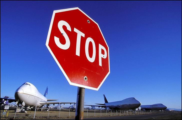 Фото №1 - Отлетали своё: что происходит с авиалайнерами, когда они выходят на пенсию
