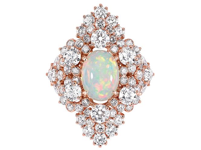 Фото №6 - Философский камень: опал в новой коллекции Dior et d'Opales