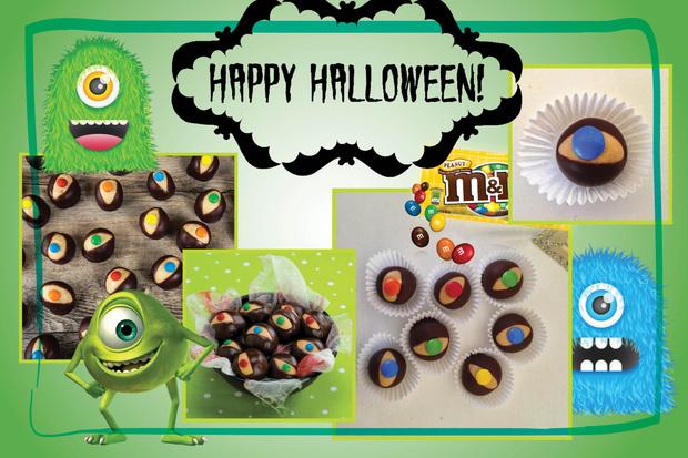 Фото №2 - 8 до жути вкусных рецептов на Хэллоуин: часть 1
