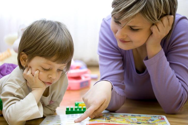 как развивать речь у ребенка