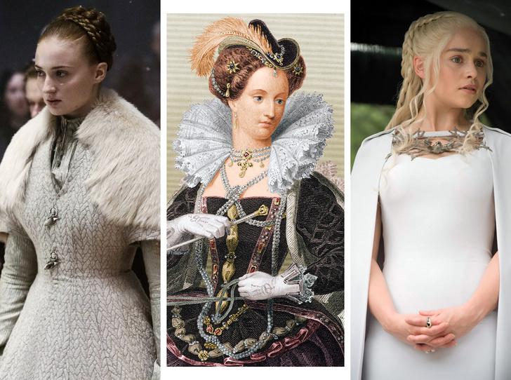 Фото №1 - Какие английские королевы стали прототипами женских персонажей «Игры престолов»