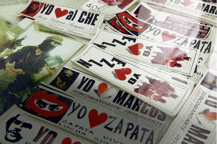 Фото №11 - Новый мир в штате Чьяпас: жизнь революционных сапатистов в Мексике