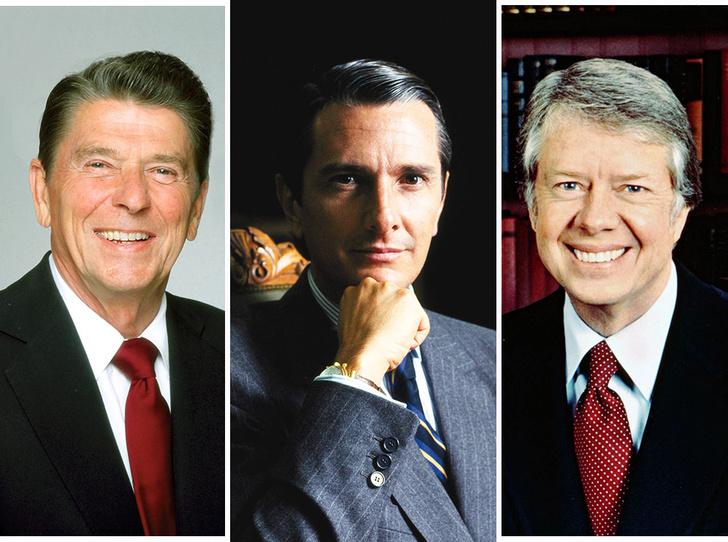 Фото №1 - Портной, актер и танцовщица: лидеры стран с необычным прошлым