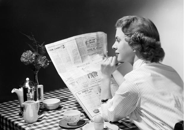 Брачное объявление в газете 1888 года покорило интернет