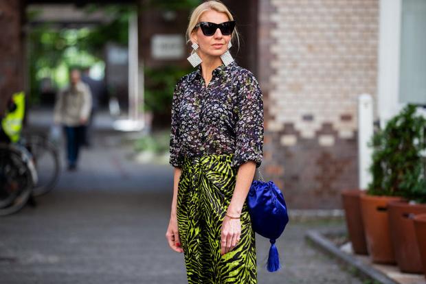 Street Style: Неделя моды в Берлине