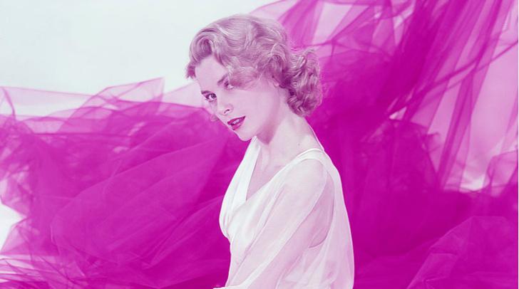 Фото №1 - 15 раритетных цветных фотографий юной Грейс Келли