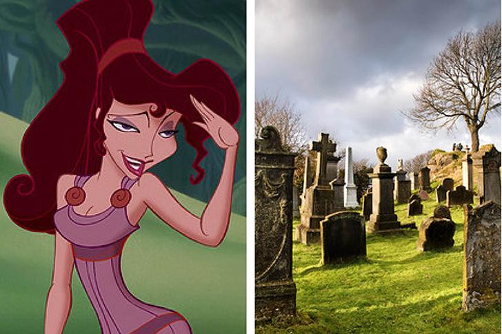Фото №8 - Как принцессы Disney выглядели бы в старости?