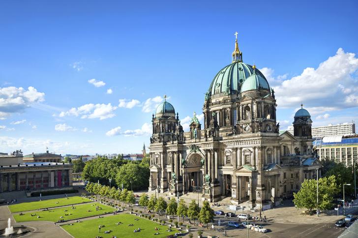 Фото №3 - Пять мест, которые надо увидеть в Берлине