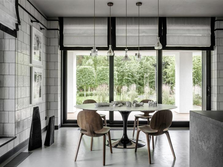 Фото №10 - Самые красивые комнаты за 20 лет: кухни-столовые