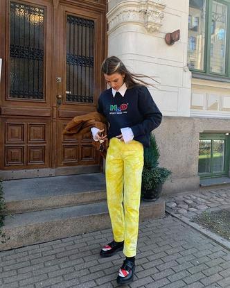 Фото №7 - Модная форма: как носить стиль преппи, если вы уже не школьница
