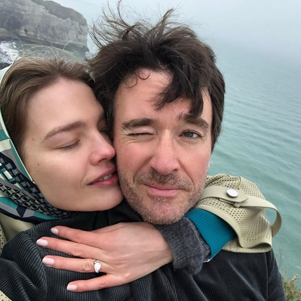 Фото №1 - Наконец-то! Наталья Водянова выходит замуж