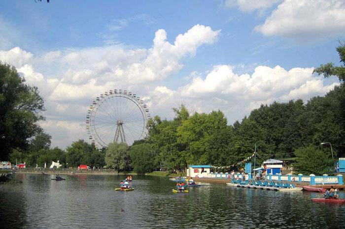 Фото №6 - 13 лучших парков Москвы для семейного отдыха