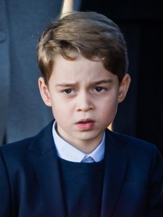 Фото №7 - Принц Джордж Кембриджский: седьмой год в фотографиях
