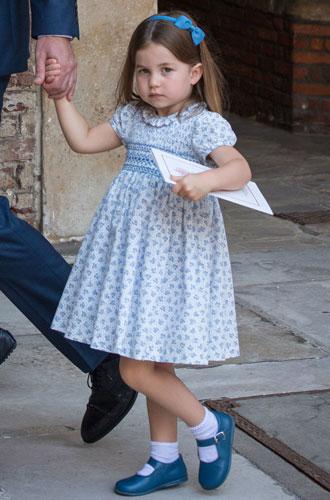 Фото №16 - Гардероб королевских малышей: как одевают детей в британской монаршей семье