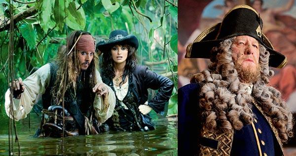 Фото №3 - Анатомия «пиратов»