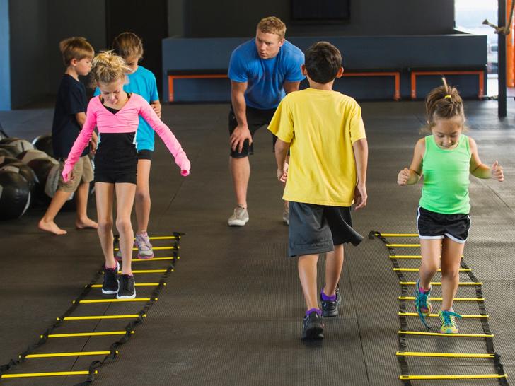 Фото №2 - Детский фитнес