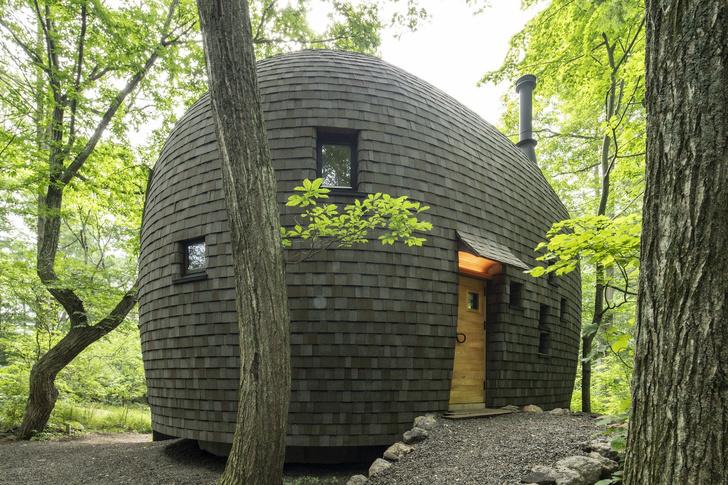 Фото №2 - Летний дом в японском лесу