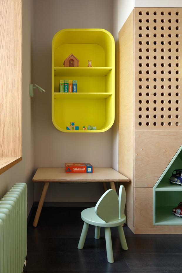 Фото №11 - Квартира 57 м² для семьи с ребенком и двумя кошками