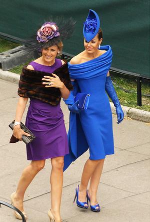 Фото №37 - 25 необычных шляп на королевских свадьбах