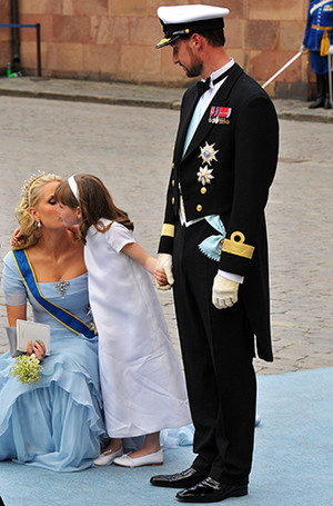 Фото №39 - Принцесса Ингрид Александра, наследница трона Норвегии: история в фотографиях