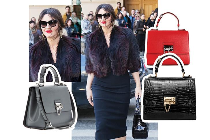 Моника Белуччи, Monika, Dolce & Gabbana