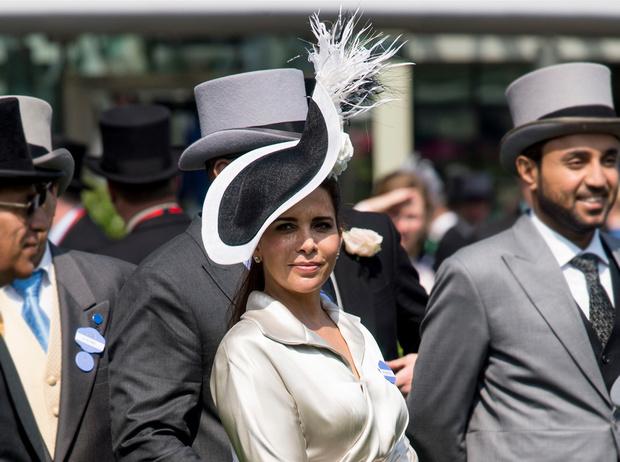 Фото №1 - Принцесса Хайя получила должность в посольстве Иордании