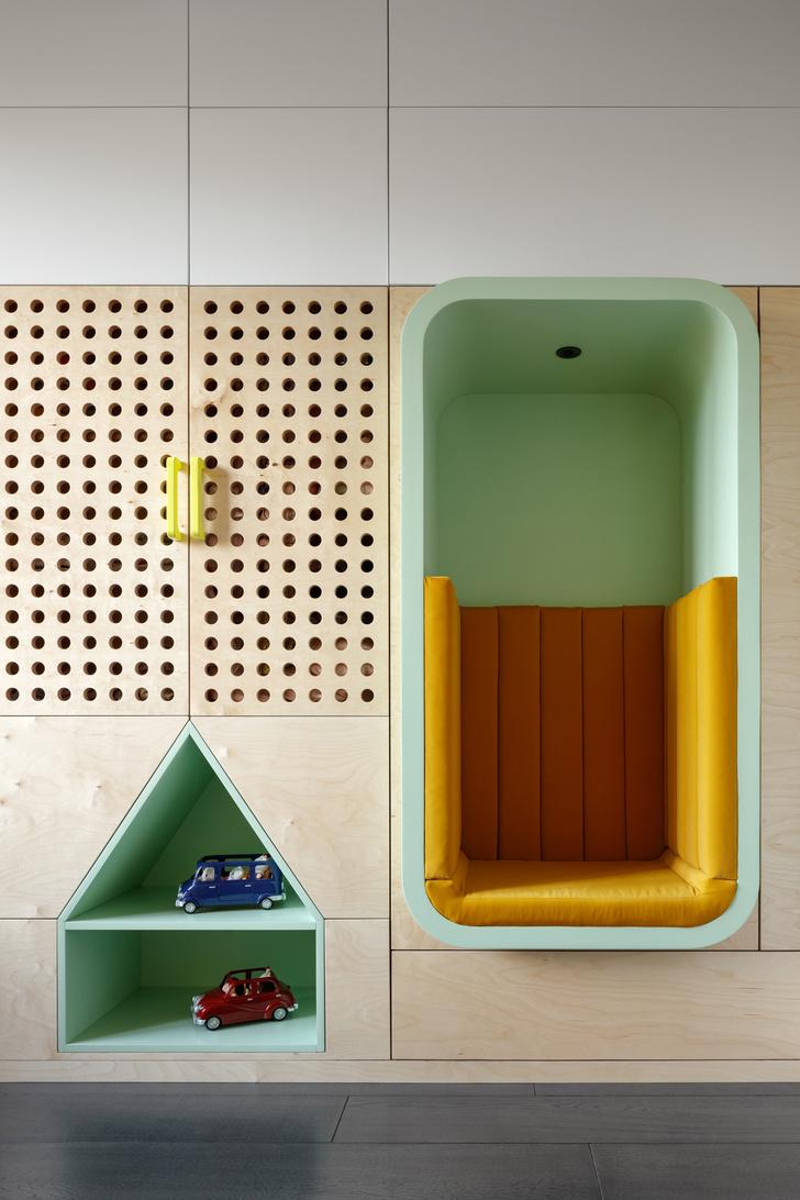 Фото №14 - Зеленый цвет в интерьере: советы по декору